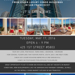 Tour One Rincon Hill Tuesday May 17th | View Floor Plans & Amenities